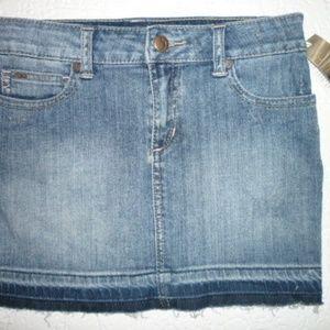 Girl's Joe Jeans Distressed Denim Rya Skirt